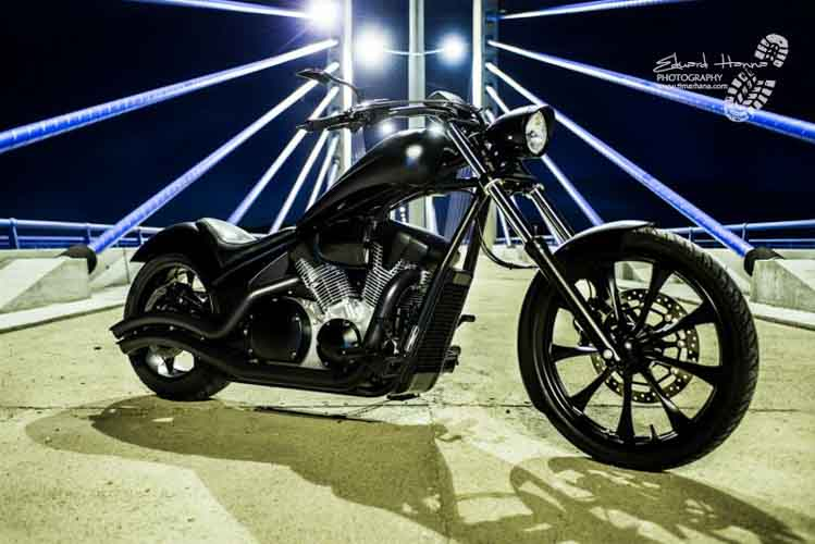 Tomic Custom Bike - Fury