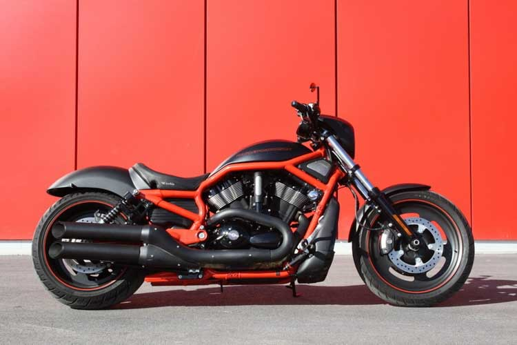 Tomic Custom Bike - Prerade - Nightrod