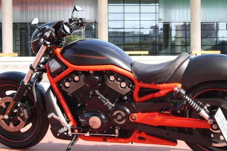 Tomic Custom Bike - Prerade - Nightrod