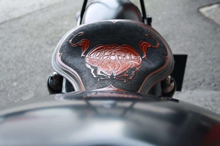 Tomic Custom Bike - Pearl-Jam