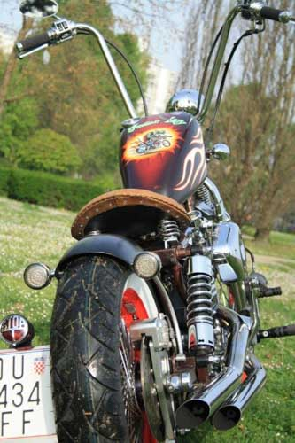 Tomic Custom Bike - Prerade - Lary