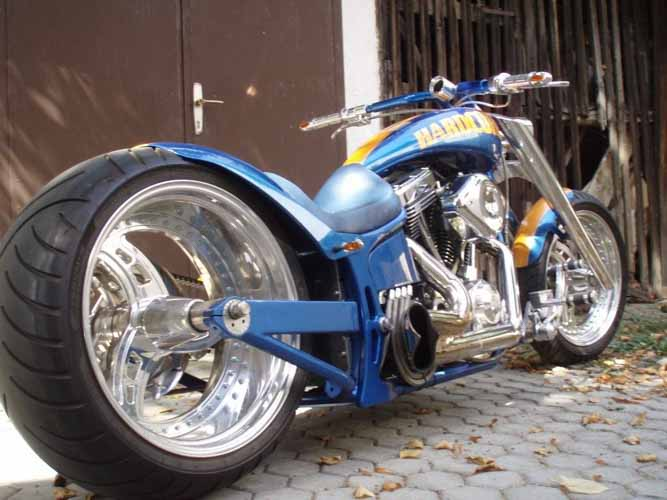 Tomic Custom Bike - Hardcore