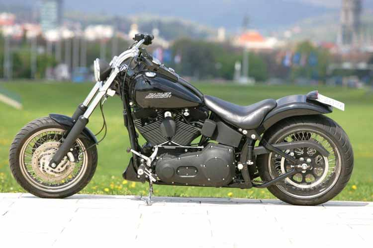 Tomic Custom Bike - Prerade - Bad Boy