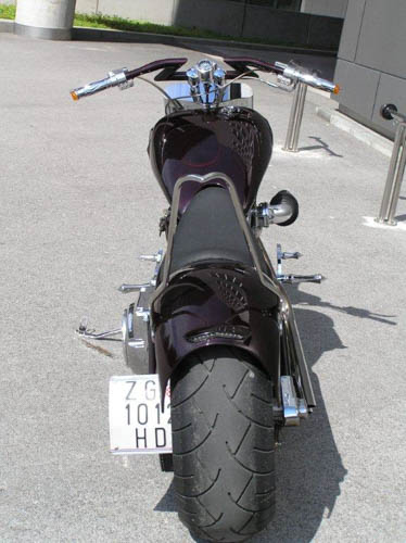 Tomic Custom Bike - Dragon