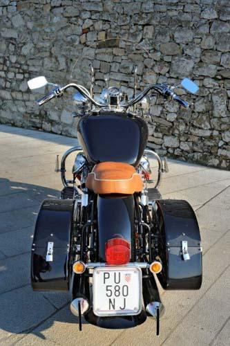 Tomic Custom Bike - Grandpa