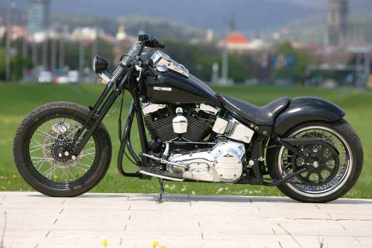 Tomic Custom Bike - Prerade - Racetrack