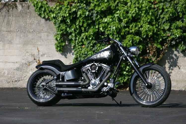 Tomic Custom Bike - Breese