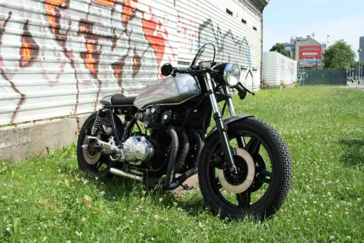 Tomic Custom Bike - Caffe - CB