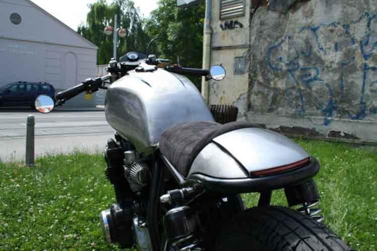 Tomic Custom Bike - Caffe - CB