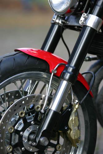 Tomic Custom Bike - Caffe - H four
