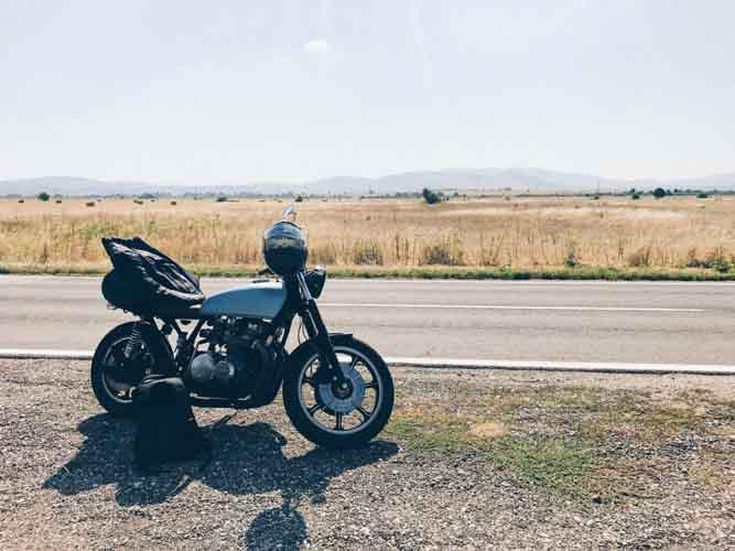 Tomic Custom Bike - Caffe - KZ