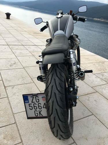 Tomic Custom Bike - Caffe - OZ 2009