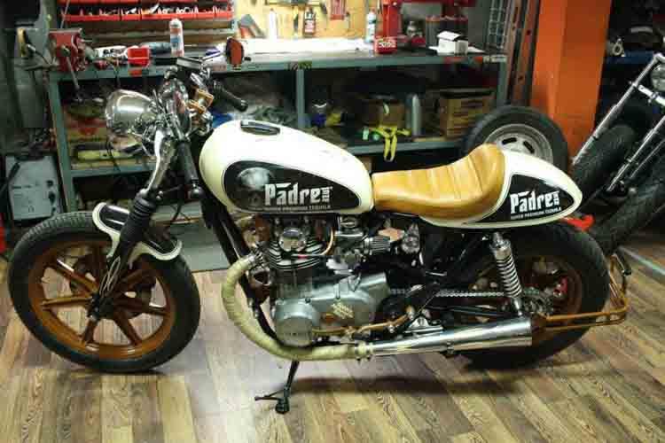 Tomic Custom Bike - Caffe - Padre