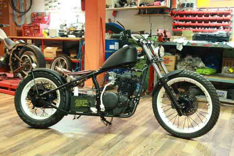 Tomic Custom Bike - Caffe - XL