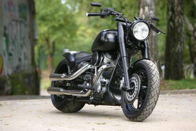 Tomic Custom Bike - Grana
