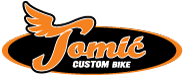 Tomic Custom Bike logo