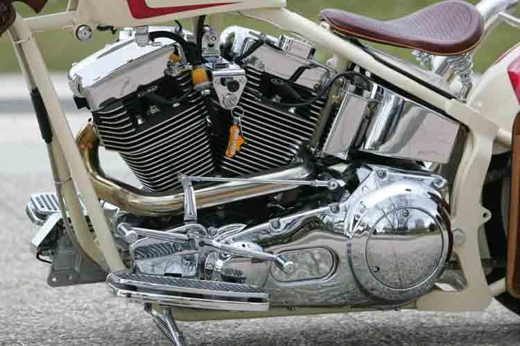 Tomic Custom Bike - Movie