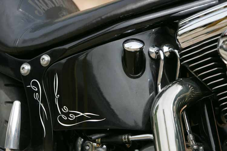 Tomic Custom Bike - Mr Jack