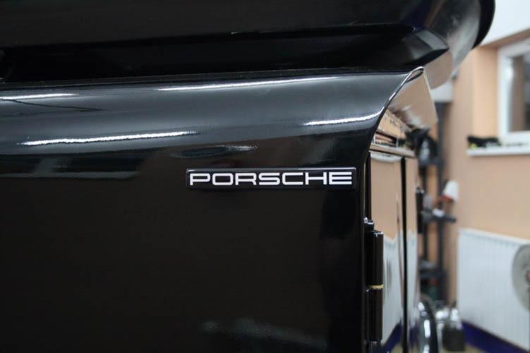 Tomic Custom Bike - Porsche prikolica