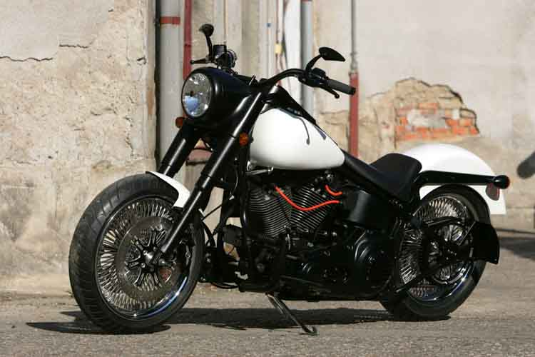 Tomic Custom Bike - Prerade - 2 face