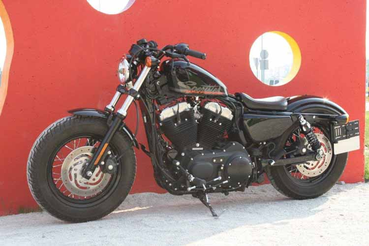 Tomic Custom Bike - Prerade - 48