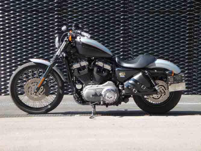 Tomic Custom Bike - Prerade - Nightster