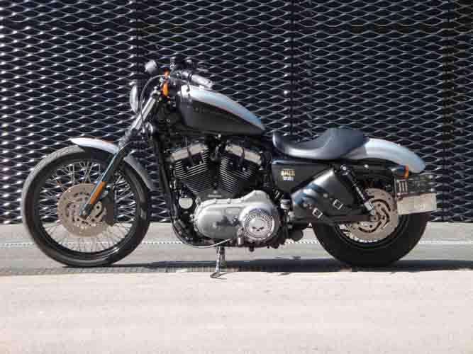 Tomic Custom Bike - Prerade - Nightster