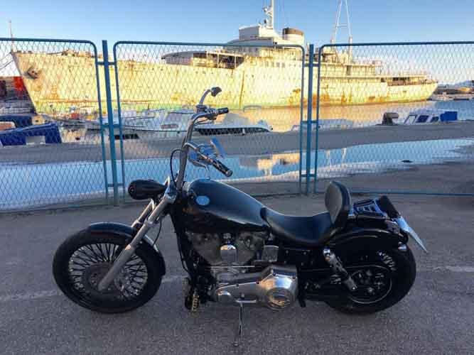 Tomic Custom Bike - Prerade - Reaper 1