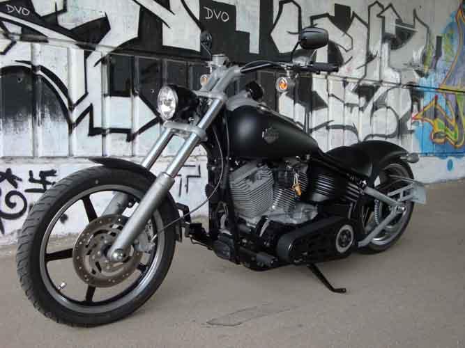 Tomic Custom Bike - Prerade - Rocker