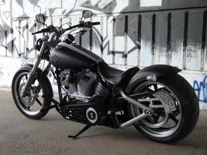 Tomic Custom Bike - Prerade - Rocker