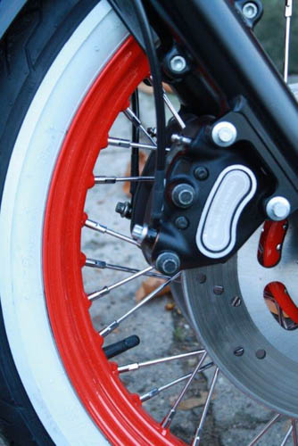 Tomic Custom Bike - Prerade - Sporty R