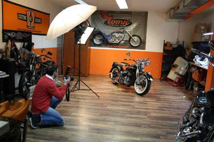 Tomic Custom Bike - Prerade - WLA