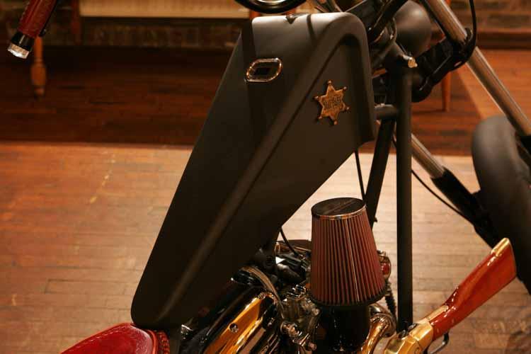 Tomic Custom Bike - Sheriff