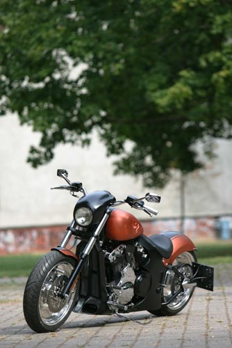 Tomic Custom Bike - T-Rod