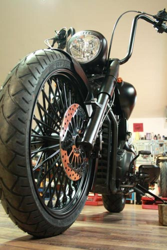 Tomic Custom Bike - XVS