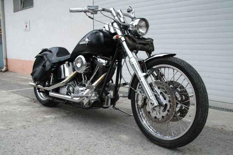 Tomic Custom Bike - Prerade - Black Velvet