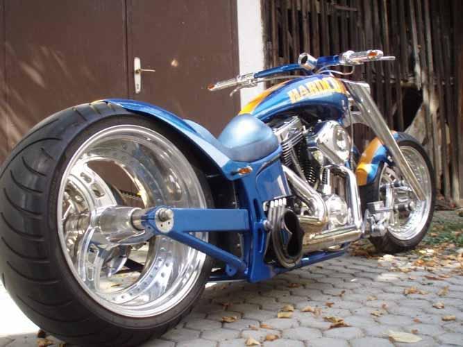 Tomic Custom Bike - Hardcore
