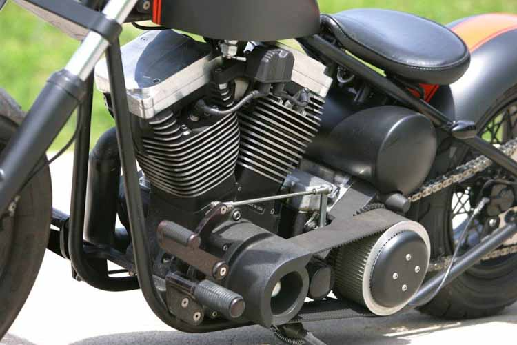 Tomic Custom Bike - Bullfighter