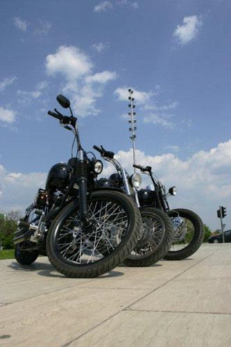 Tomic Custom Bike - Prerade - IDM
