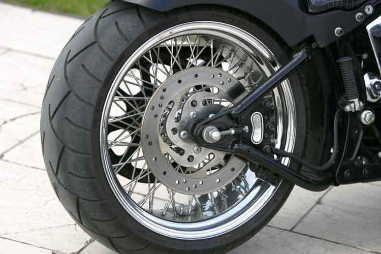 Tomic Custom Bike - Prerade - Racetrack
