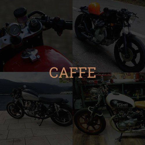 Tomic Custom Bikes Caffe