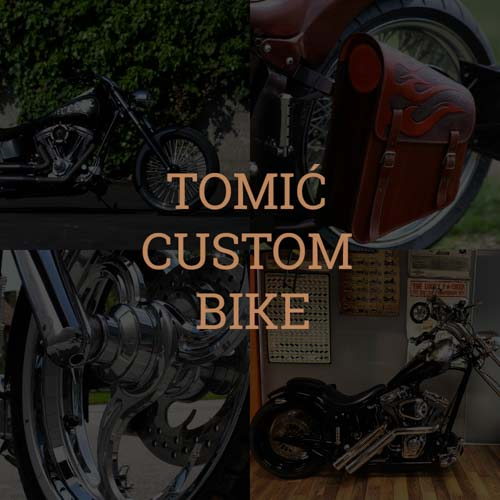 Tomic Custom Bikes