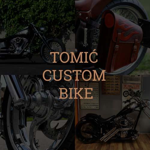 Tomic Custom Bikes