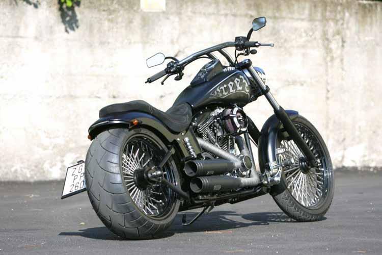 Tomic Custom Bike - Breese