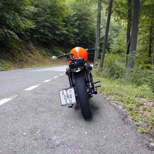 Tomic Custom Bike - Caffe - CX