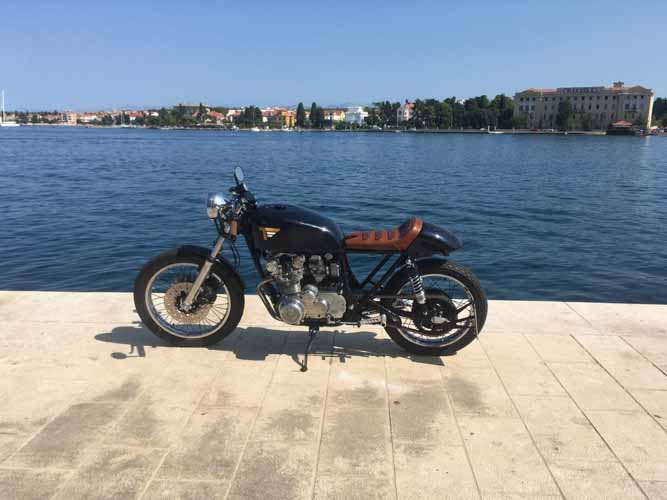 Tomic Custom Bike - Caffe - GS-T