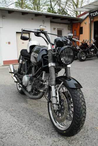 Tomic Custom Bike - Caffe - GT