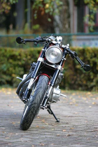 Tomic Custom Bike - Caffe - H four