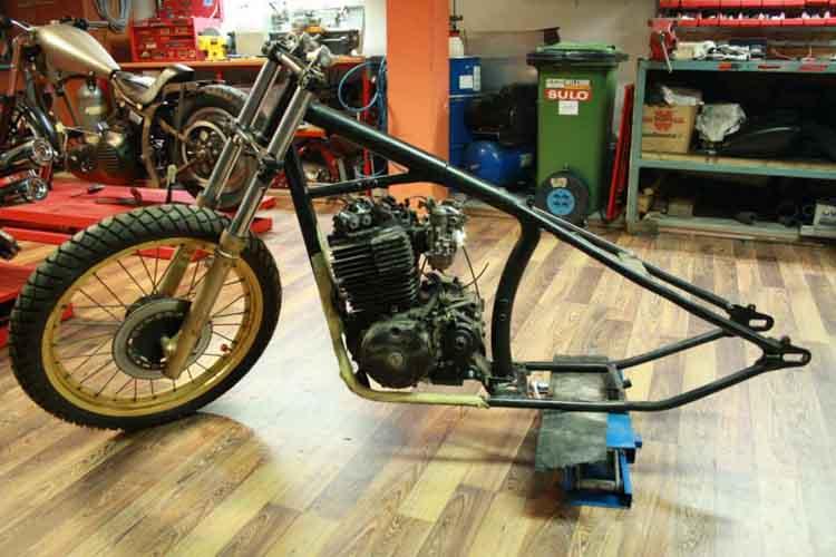 Tomic Custom Bike - Caffe - XL