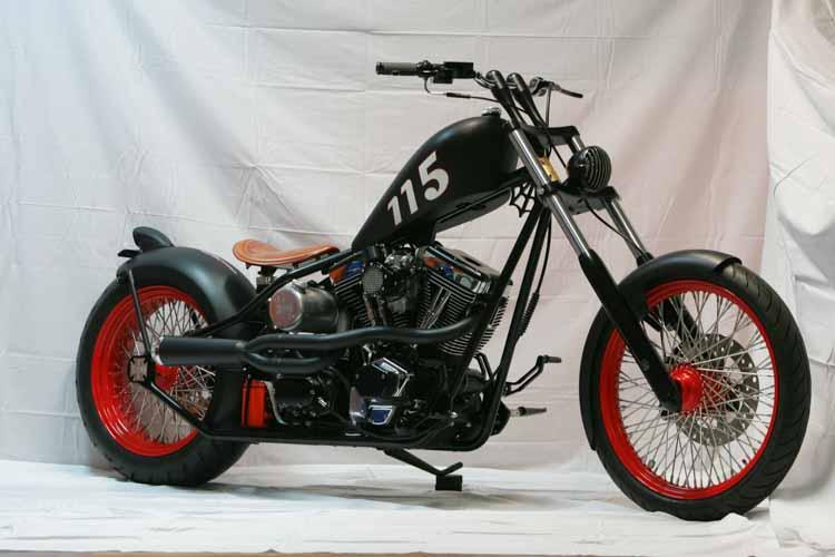 Tomic Custom Bike - Chilli Chop